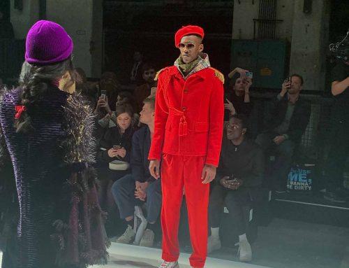 KILIAN KERNER Fashionweek Berlin – Januar 2020