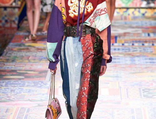 Dolce & Gabbana spring 2021
